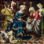 Part 4 - Robert Campin (c.1375-1444) - Revenge of the Tomyris