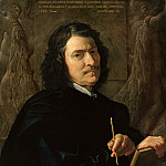 Part 4 - Nicolas Poussin (1594-1665) - Self-portrait