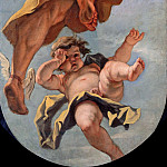 Part 4 - Sebastiano Ricci (1659-1734) - The Olympian gods - Mercury