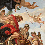 Sebastiano Ricci - The Olympian gods - Jupiter und Juno, Part 4