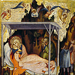 Part 4 - Austrian master - The birth of Christ