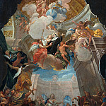 Otto Gebhardt - The Apotheosis of St. Ottilie, Part 4