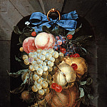Nicolaes van Gelder - Still Life with Fruit, Part 4