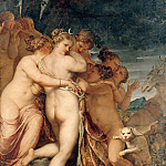 Part 4 - Pietro Liberi (1614-1687) - Diana and Actaeon