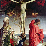 Rogier van der Weyden - Crucifix, Part 4