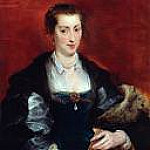 Rubens - Portrait of a woman, Part 4