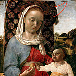 Part 4 - Vincenzo Foppa (c.1430-1515) - Maria with the child