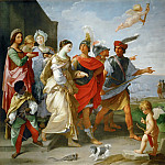 Part 4 Louvre - Guido Reni (1575-1642) -- Abduction of Helen