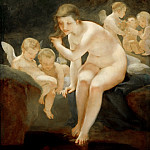 Part 4 Louvre - Pierre-Paul Prud'hon (1758-1823) -- Venus Taking a Bath, or Innocence