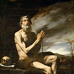 Jusepe de Ribera -- Saint Paul the Hermit, Part 4 Louvre