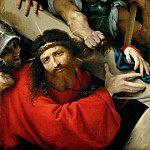 Part 4 Louvre - Lorenzo Lotto -- Carrying the Cross