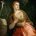 Paolo Veronese -- Mary Magdalen Penitent, Part 4 Louvre