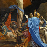 Part 4 Louvre - Michel Dorigny -- Christ on the Cross