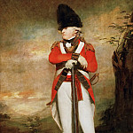Part 4 Louvre - Henry Raeburn (1756-1823) -- Captain Hay of Spot