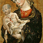 Part 4 Louvre - Giovanni da Modena -- Madonna and Child