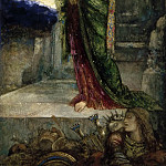 Helen on the Walls of Troy, Gustave Moreau