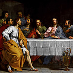 Part 4 Louvre - The Last Supper -- c. 1652