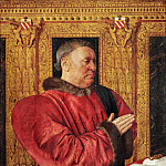 Part 4 Louvre - Jean Fouquet -- Guillaume Jouvenel des Ursins, Baron de Trainel and Chancellor of France