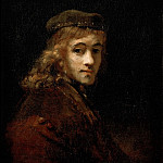 Rembrandt van Rijn -- Portrait of Titus, Part 4 Louvre