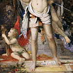 Gustave Moreau -- The Young Man and Death, Part 4 Louvre