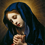 Part 4 Louvre - Carlo Dolci -- The Virgin of the Annunciation