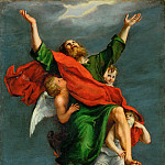Domenichino -- The Ecstasy of Saint Paul, Part 4 Louvre
