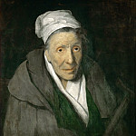 Woman with Gambling Mania, Jean Louis Andre Theodore Gericault