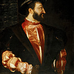 Part 4 Louvre - Titian -- Portrait of Francis I
