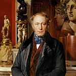 Part 4 Louvre - Paul Delaroche -- James Alexandre Comte de Pourtales-Gorgier