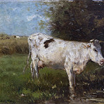 Maris, Willem -- Witte koe, 1880-1910, Rijksmuseum: part 3