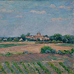 European art; part 1 - BLANCHE HOSCHEDE MONET Paysage 89956 1184