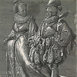European art; part 1 - CHRISTOPH MURER A dancing Couple 11356 172