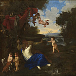 European art; part 1 - Andrea De Lione Venus and Adonis i 27021 203