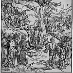 European art; part 1 - Albrecht Durer - The Martyrdom of the ten thousand Christians 122220 1124