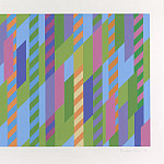 European art; part 1 - Bridget Riley June 27 105939 20