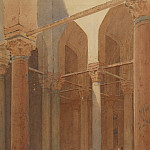 European art; part 1 - Augustus O Lamplough Koran Studies in the Mosque 108479 3606