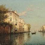 European art; part 1 - Antoine Bouvard Venice
