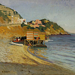 European art; part 1 - Charles CAMOIN Vue de Capri 55179 3449
