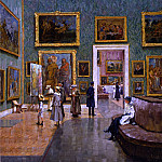 European art; part 1 - CHARLES FRIEDRICH ALFRED VETTER A Visit to the Munich Pinakothek 41219 172