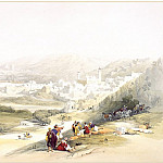 European art; part 1 - David Roberts Hebron 31460 3606
