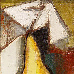 European art; part 1 - Alfred Henry Maurer Still Life with Pear 89947 1184