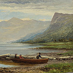 European art; part 1 - Benjamin Williams Leader Ullswater 99399 20