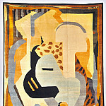 European art; part 1 - Albert Gleize Rug nВ°40 36658 1244
