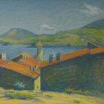 European art; part 1 - Achille LAUGE Collioure 43119 3449