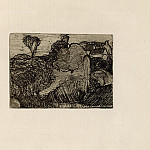 European art; part 1 - Armand Seguin Petit Paysage – Small Landscape 1893 123239 1124