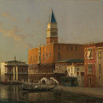 European art; part 1 - Antoine Bouvard Sr The Doges Palace Venice