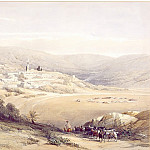 European art; part 1 - David Roberts Nazareth General View 31458 3606