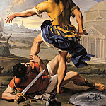 European art; part 1 - Aureliano Milani The Combat Between Aeneas and Turnus 16957 203