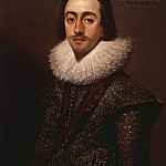 European art; part 1 - Daniel Mytens Charles I as Prince of Wales i 36790 321