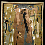 European art; part 1 - Albert Gleize Rug nВ°62 36662 1244